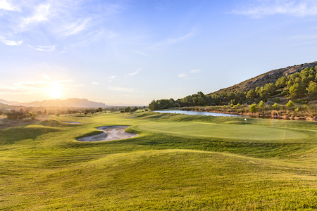 La Sella Golf has 27 holes