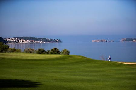 The Bay Course: views of Navarino Bay<