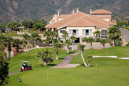 Alhaurin Golf Club House