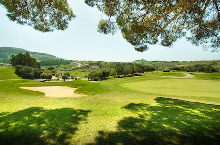 View of CampoReal Golf