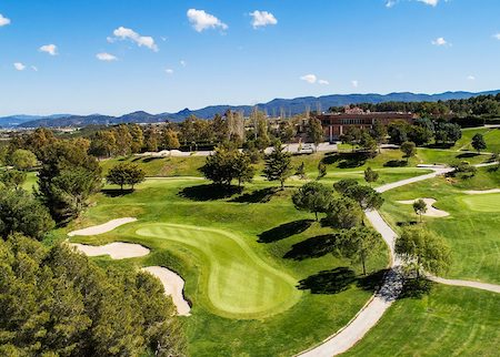 Barcelona Golf Club is a demanding golf course