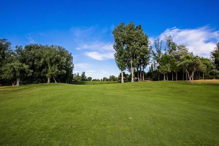 Lauro Golf is a parklands-style course