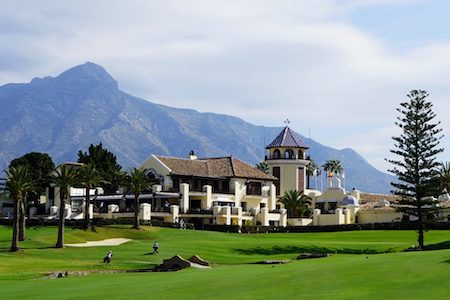 Los Naranjos Golf Clubhouse