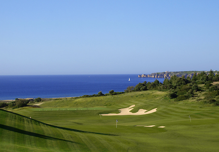 View to the ocean at Palmares Golf<