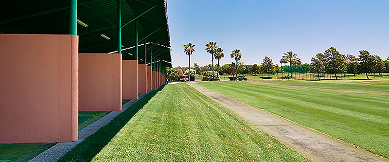 Driving rate at Royal Seville Golf Club