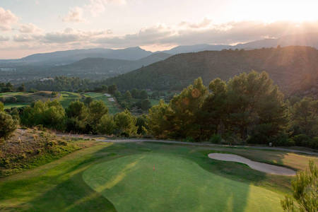 Son Termes Golf is both scenic and peaceful