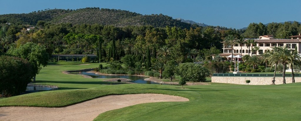 Son Vida Golf is a picturesque course located near Palma de Mallorca