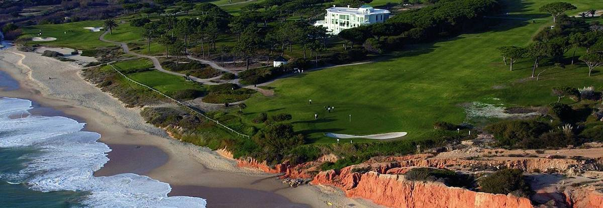 Vale do Lobo Golf is situated along the scenic clifftop coast of the Algarve