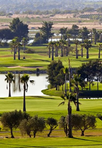 Salgados Golf Course water hole